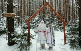 Тропа национального Деда Мороза появится в Марий Эл