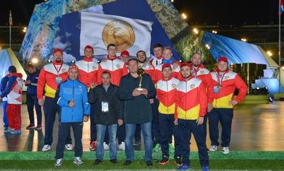 Осетинская сборная стала победительницей Кавказских игр