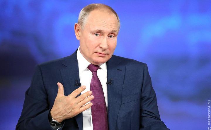 Путин считает русских и украинцев единым народом