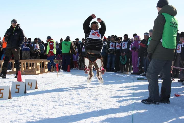 В Красноярске открылся чемпионат России по северному многоборью