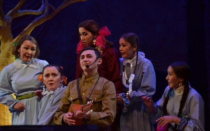 Актеры детского театра запустили поэтическую онлайн-эстафету к Году башкирского языка