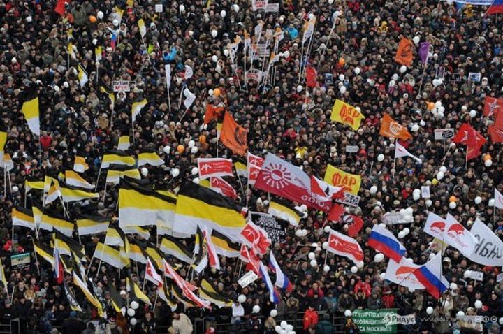 Русские националисты поддержали снятие Тесака с выборов  в Координационный совет оппозиции