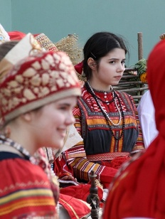 Лучшие национальные костюмы выберут на конкурсе в Москве