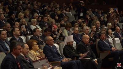 Путин: Ассамблея Русского мира вносит значимый вклад в продвижение русского языка