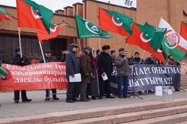 В Казани националисты вспомнили защитников города от войск Ивана Грозного