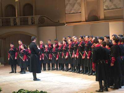 На Московском Пасхальном фестивале зазвучали этнические мелодии