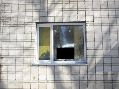 В Новосибирске свастикой исписали Центр молодежного досуга
