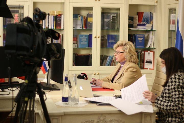 За 7 месяцев за помощью к Москальковой обратились 800 мигрантов