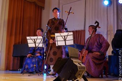 Бурятские артисты выступят в Улан-Удэ с композициями для народных инструментов