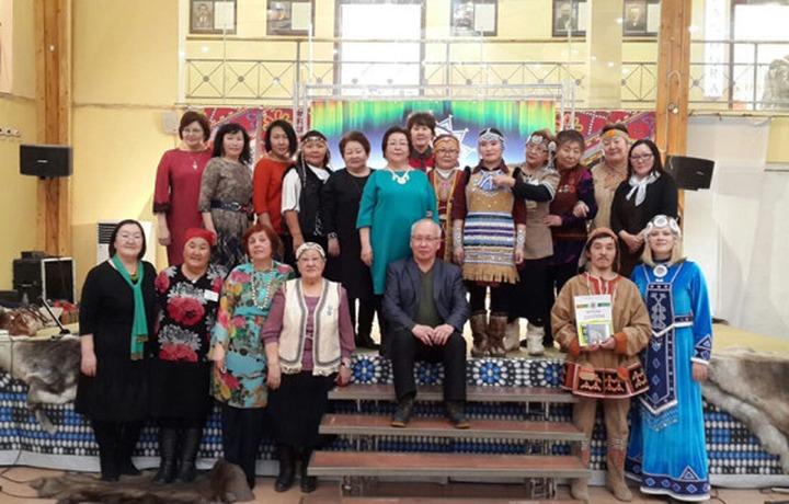 Жителей Якутска познакомили с творчеством коренных северян