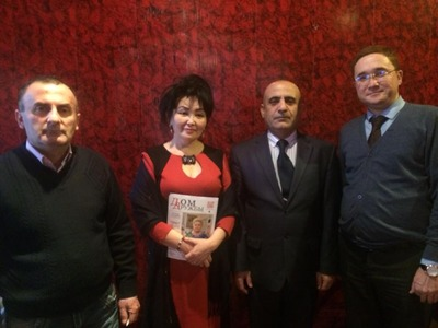 В Оренбурге открылся филиал Союза ингилойцев-эров
