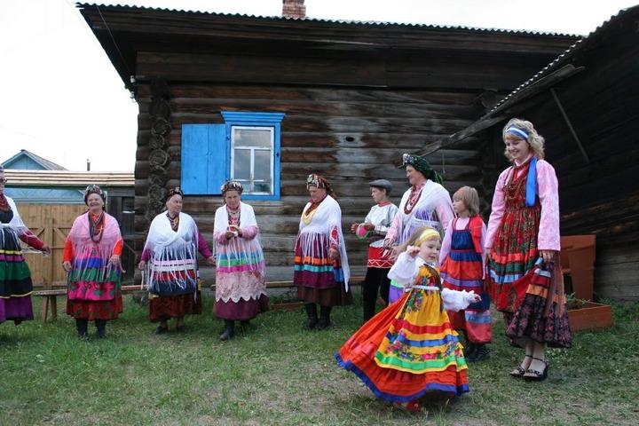 Центр семейской культуры открылся в Забайкалье
