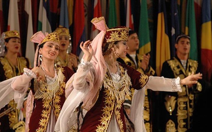Во Владимире стартовала неделя таджикской культуры
