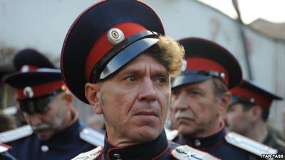 В Москве охранять порядок во время майских праздников будут шесть сотен казаков