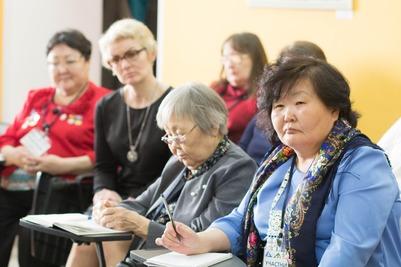 Брендирование этнокультурных НКО обсудили на семинаре в Хабаровске