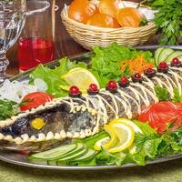 За мясо, за рыбу, за все Богу спасибо!