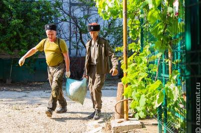 В соцсетях жители Краснодарского края и Крыма благодарят казаков за помощь