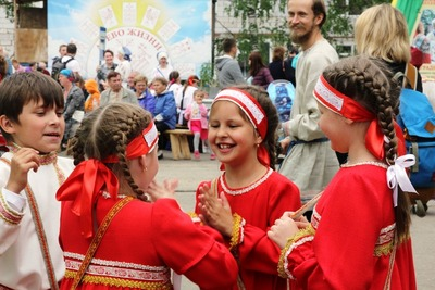Фестиваль культуры народов Ленобласти частично переведут в онлайн-формат