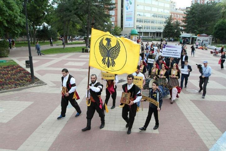 В Москве почтут память жертв геноцида греков в Османской империи