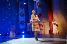 Марийские этнические танцы исполнят в городах и районных центрах Марий Эл