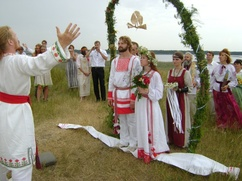 Жителям Омска расскажут о свадьбах без свидетелей