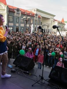 Первый open air современной башкирской музыки прошёл в Уфе