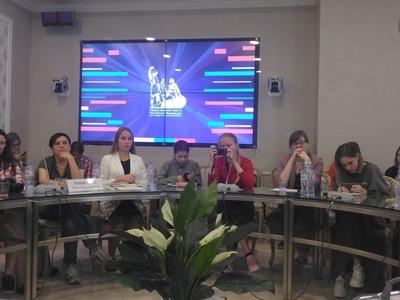 Студенты региональных Школ межэтнической журналистики представили свои работы в Москве