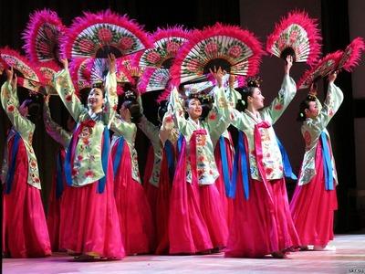 В Волгограде провели фестиваль корейской культуры
