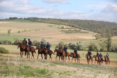 В Нальчике стартовал уникальный конный переход