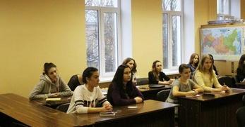 В Пскове начали заниматься студенты Школы межэтнической журналистики