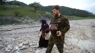 Рамзан Кадыров снялся в этнографическом видео