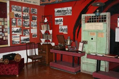 Владимир Путин поздравил краеведческий музей Бийска с вековым юбилеем