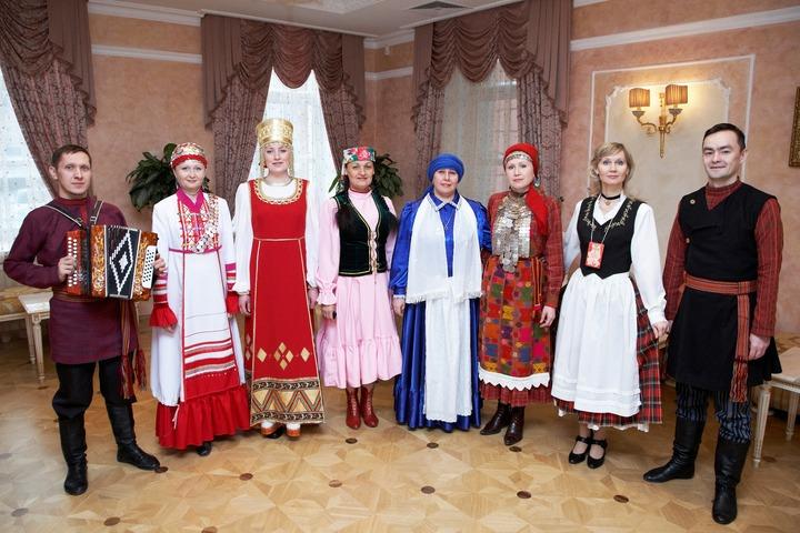 В Ижевске проходит III Конгресс народов Удмуртии