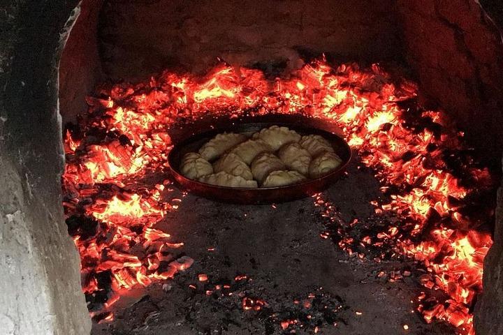 """В казачьем комплексе """"Атамань"""" стартовала неделя традиционной выпечки"""