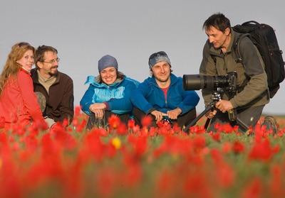 В Калмыкии грядёт фестиваль тюльпанов