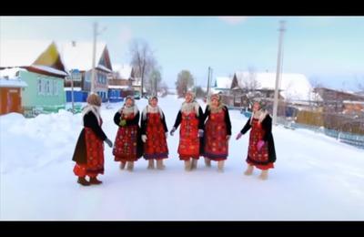 """Бабушки из Бураново"" спели Jingle Bells на удмуртском языке (видео)"