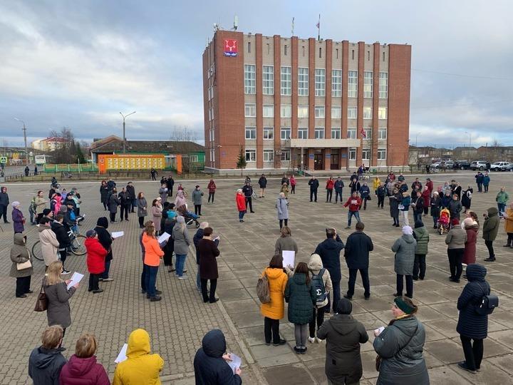 Итоги голосования в Ненецком округе объяснили национальным вопросом