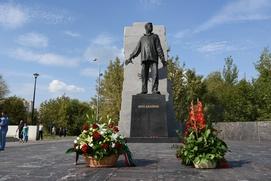 В Москве почтили память татарского поэта
