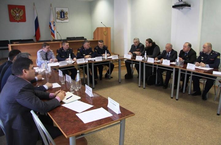 Лидеры национальных диаспор будут помогать в адаптации заключенных