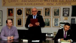 """День родного языка в Северной Осетии отметят """"глобальным диктантом"""""""