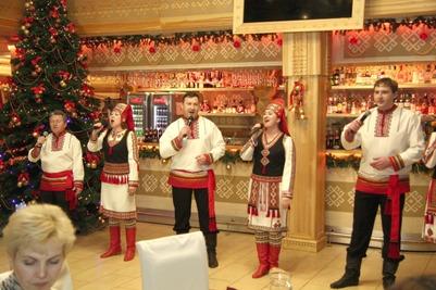 Мордовская этно-елка собрала представителей 50 национальностей