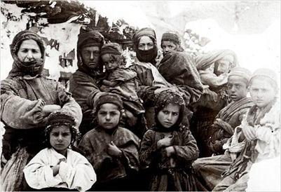 Степень геноцида