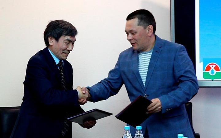 Союзы оленеводов НАО и ЯНАО договорились о сотрудничестве