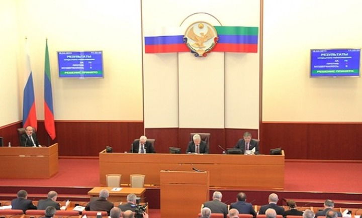Парламентарии Дагестана окончательно отказались от прямых выборов главы республики