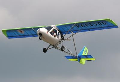 Сверхлегкий самолет купили для помощи оленеводам Ямала