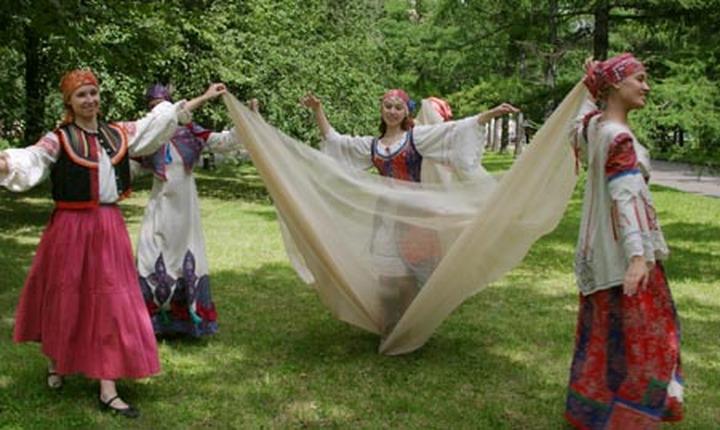 В Брянской области вспомнили старинные семейные обряды