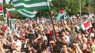 Оппозиция Абхазии: Народ видит в России единственного гаранта своих национальных интересов