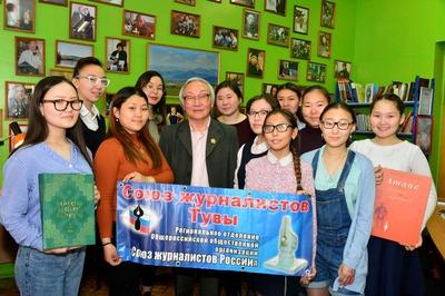 Двадцать четвертая региональная Школа межэтнической журналистики открылась в Туве