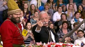 """Редакция """"Поля Чудес"""" извинилась перед калмыками за шутку Якубовича"""