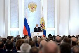 Эксперт: Национальную тему в послании Путина заслонили более важные проблемы